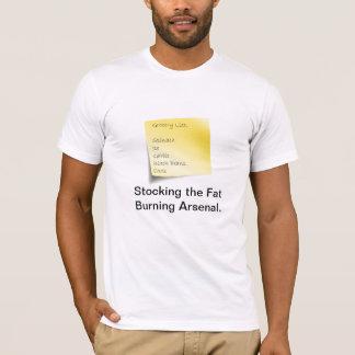 Grocery List T-Shirt