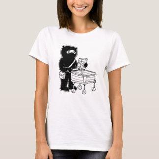Grocery Shopping Ninja Women's T-Shirt