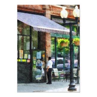 Grocery Store Albany NY Card