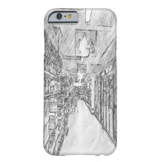 grocery store barely there iPhone 6 case