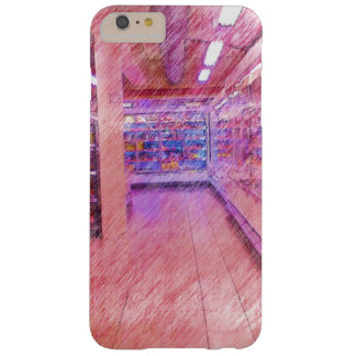 grocery store barely there iPhone 6 plus case