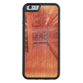 grocery store carved® cherry iPhone 6 bumper case
