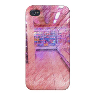 grocery store case for iPhone 4