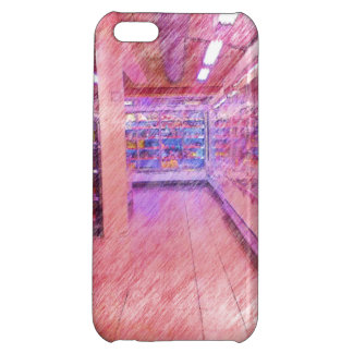 grocery store case for iPhone 5C
