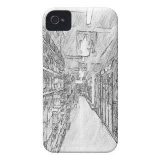 grocery store Case-Mate iPhone 4 case