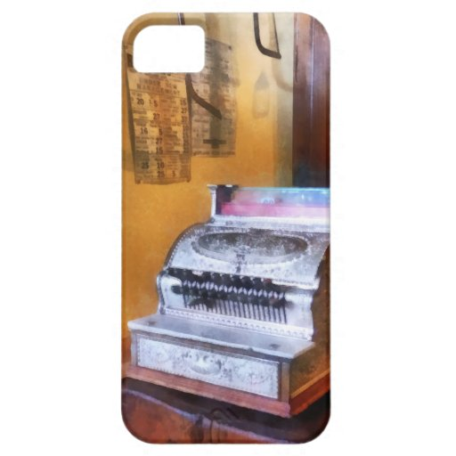 Grocery Store Cash Register iPhone 5 Cases