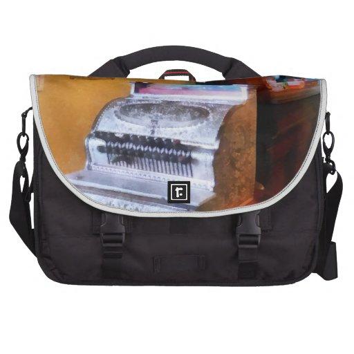 Grocery Store Cash Register Laptop Commuter Bag