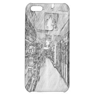 grocery store cover for iPhone 5C