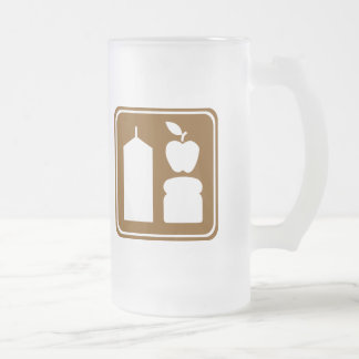Grocery Store Highway Sign Coffee Mugs