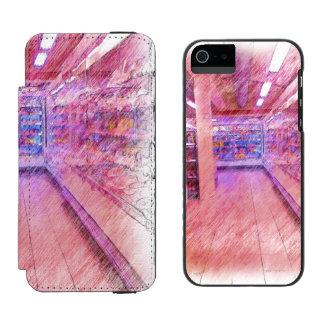 grocery store incipio watson™ iPhone 5 wallet case