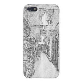 grocery store iPhone 5/5S case