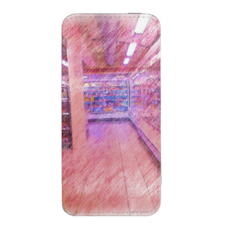 grocery store iPhone 5 pouch