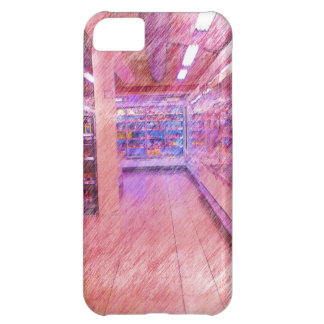 grocery store iPhone 5C cover