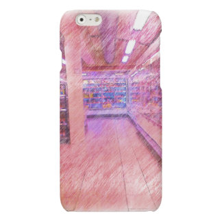 grocery store matte iPhone 6 case
