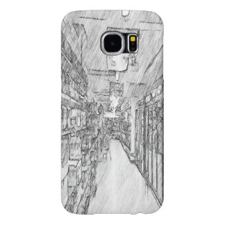 grocery store samsung galaxy s6 case