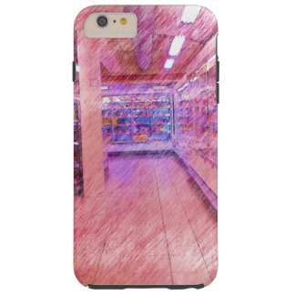 grocery store tough iPhone 6 plus case