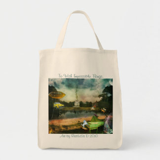 Grocery Tote 1 Tote Bags