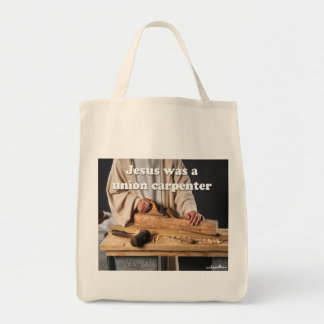 Grocery Tote Canvas Bag