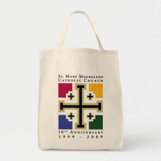 Grocery Tote Canvas Bags