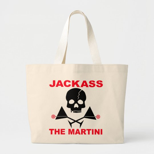 Grocery, Tote Bag - JACKASS, The Martini