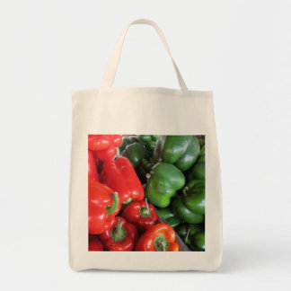 Grocery Tote--Bell Peppers Tote Bag