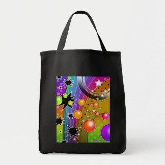 Grocery Tote - BIG BANG POP ART Canvas Bags