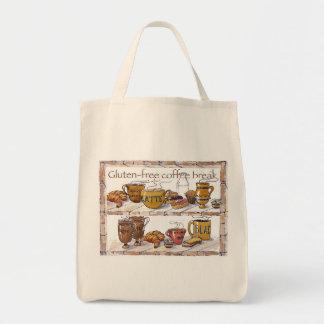 Grocery Tote Gluten-Free Coffee Break