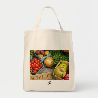 """Grocery Tote """"Paper or Plastic?"""" You'll say, """"No, Bag"""