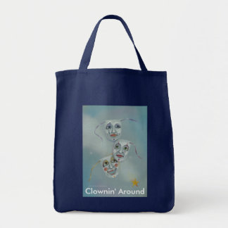 Grocery Totes - HappinessAndTears Grocery Tote Bag
