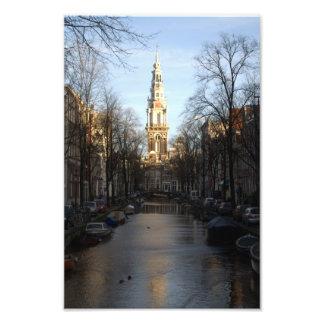 Groenburgwal, Amsterdam Photo Print
