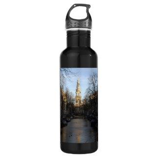 Groenburgwal, Amsterdam Stainless Steel Water Bottle