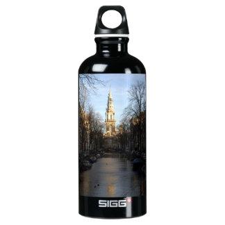 Groenburgwal, Amsterdam Water Bottle