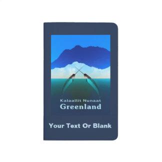 Groenlandia - Narwhal Cuaderno