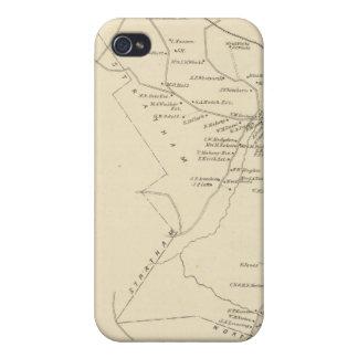 Groenlandia, Rockingham Co iPhone 4 Carcasa
