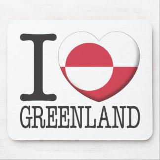 Groenlandia Alfombrilla De Ratón