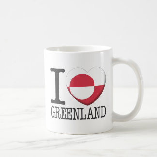 Groenlandia Taza De Café