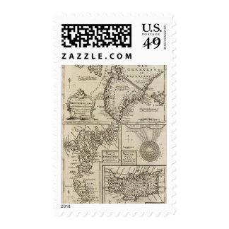 Groenlandia vieja sellos
