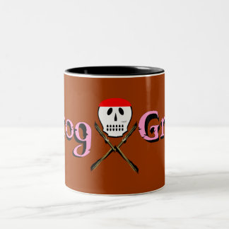 Grog Two-Tone Coffee Mug