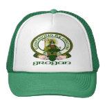 Grogan Clan Motto Cap Mesh Hats
