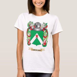 Grogan Coat of Arms (Family Crest) T-Shirt