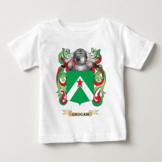 Grogan Coat of Arms (Family Crest) Tee Shirts