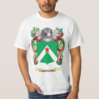 Grogan Coat of Arms (Family Crest) Tees