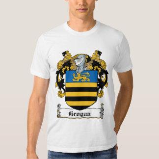 Grogan Family Crest T-shirt