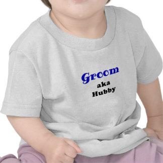Groom aka Hubby Shirts