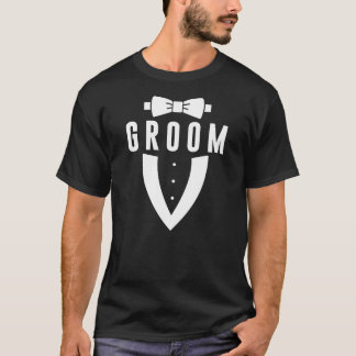 Groom Bachelor Party T-Shirt