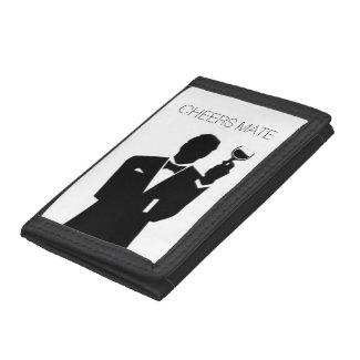 Groom, Best Man, or Groomsman's Wallet