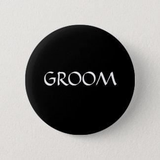 GROOM - button
