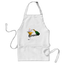 Groom Champagne Toast Adult Apron