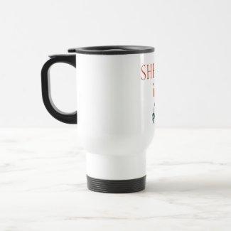 Groom Engagement mug