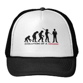 Groom Evolution Hat